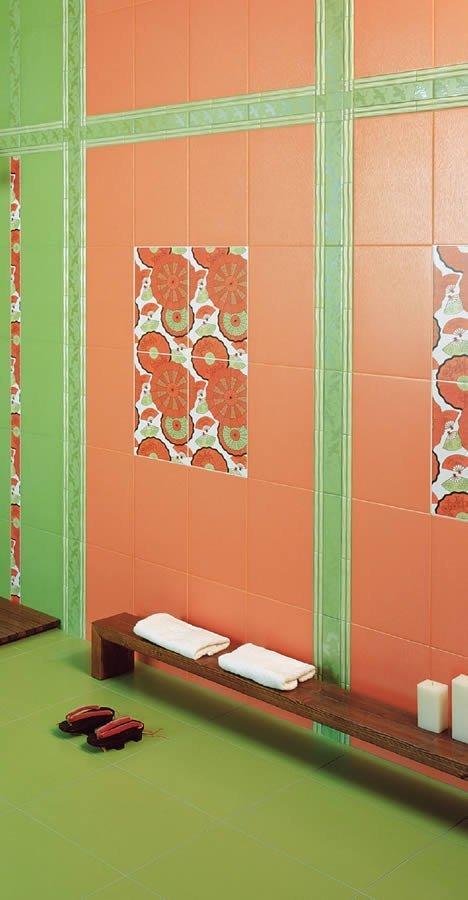 Керама марацци кимоно в интерьере фото