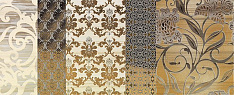 Shine Batik Oro Dec.A 24х59