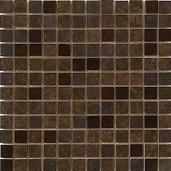 Absolute Mosaico Mix 2,5*2,5 Lustro Brown 30*30